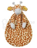 Giraffe Gianny Tuttle Happy Horse naam borduren