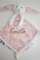 knuffeldoek adventure Little Dutch met borduren
