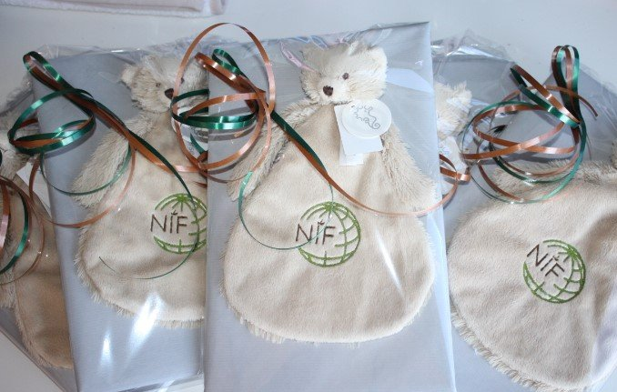 knuffeltje borduren met logo Happy Horse poes- cat